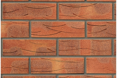 Forterra Facing Brick Sherwood Red Mixture - Pack of 495