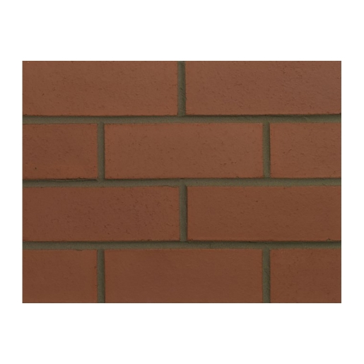 Forterra Facing Brick St Annes Red Smooth 75mm - Pack of 396