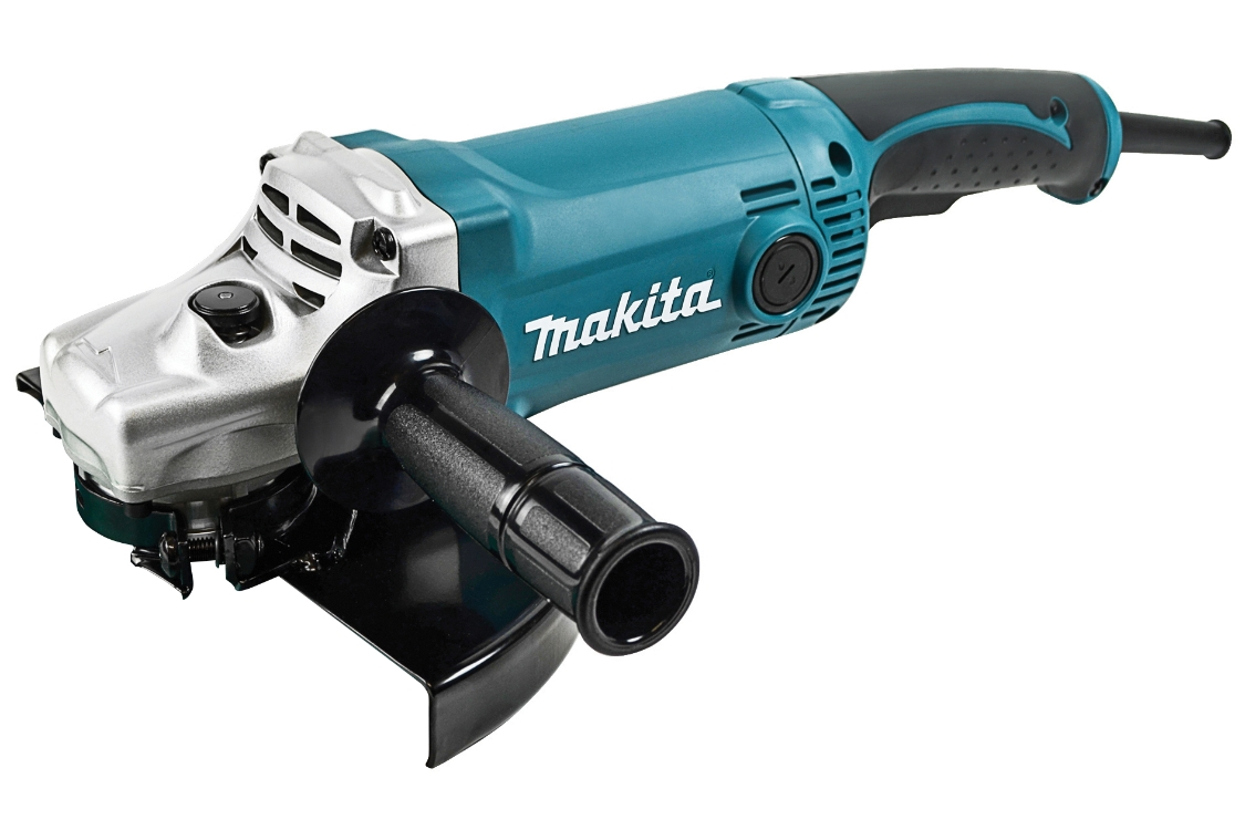 Makita DK0056Z1/1 230mm and 115mm Angle Grinder Twin Pack 110V