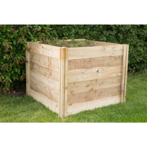 Slot Down Compost Bin Pressure Treated