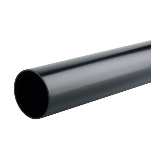 Osma RoundLine 0T082 Pipe 68mm Black 2M