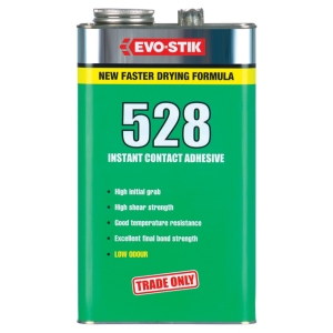 Evo-Stik 528 Contact Adhesive 1L
