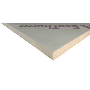 Ecotherm Eco-versal 2400 x 1200 x 80mmPITCHED Roof Insulation PR80