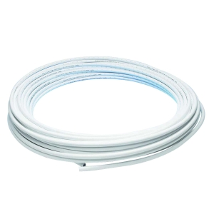 JG Speedfit Layflat polybutylene pipe coil 10mm x 50m