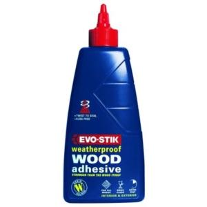 Evo-Stik Resin W Weatherproof Wood Adhesive 250ml