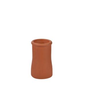 Hepworth Chimney Pot Roll Top Red 450mm YM19R