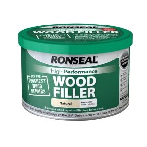 Ronseal Performance Wood Filler Natural 275g