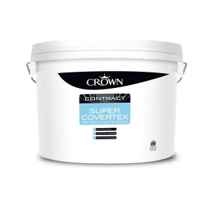 Crown Contract Crown Super Covertex Brilliant White 15L