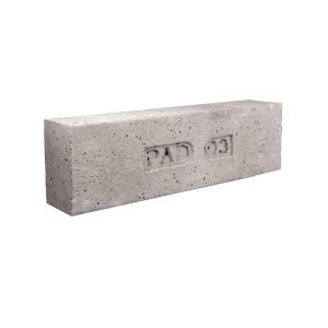 Supreme PAD11 Concrete Padstone 215mm x 215mm x 102mm