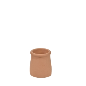 Hepworth Chimney Pot Roll Top Buff 300mm YM17B