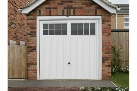Garador Salisbury Type C Garage Door 2136mm x 2439mm
