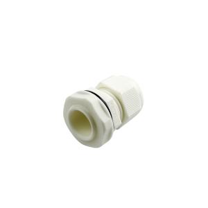 4TRADE 20mm Male Compression Gland White