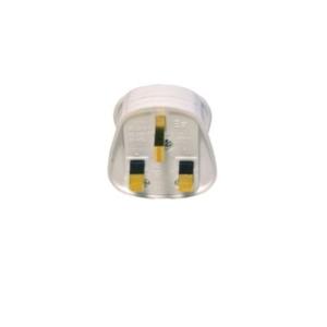 4Trade Plug White 13 Amp