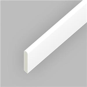 Eurocell Window Trim Upvc 20mm Cloaking Fillet White