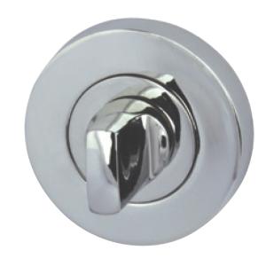 Hafele Olton Escutcheon Standard Lock Polished Chrome