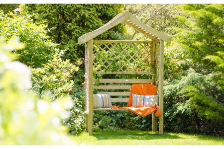 Parisienne Arbour Pressure Treated Timber