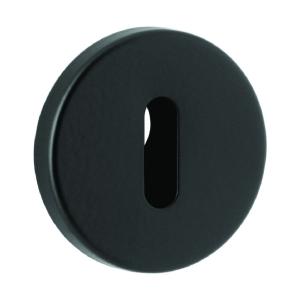 Urfic Black Std Key Escutcheon 5125-5095-F5
