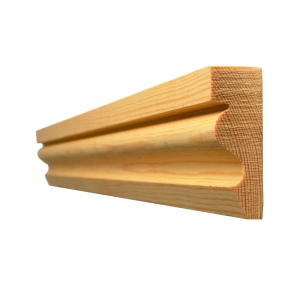 Timber Architrave Ogee Best Pattern 54 25mm x 75mm (Finished Size) 20mm x 69mm