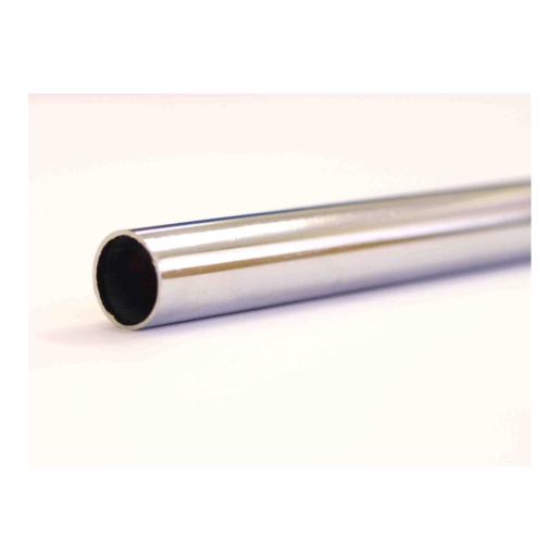 Wednesbury Copper Tube Chrome Length 15mm x 3m
