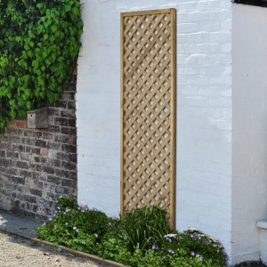 Rosemore Lattice - 180 x 60cm - Pack of 4
