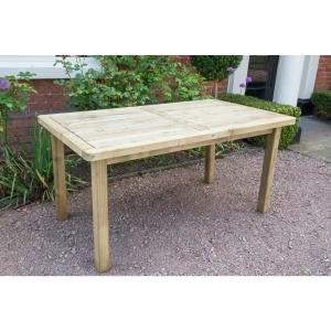 Rosedene Table Pressure Treated 900 x 760 x 1600mm