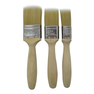 4Trade 3 Pack Synthetic Brush