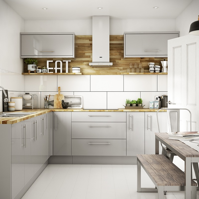 Flat Pack Kitchen Ranges