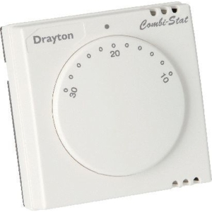 Drayton CombiStat RTS8 Room Thermostat - 6A 240V
