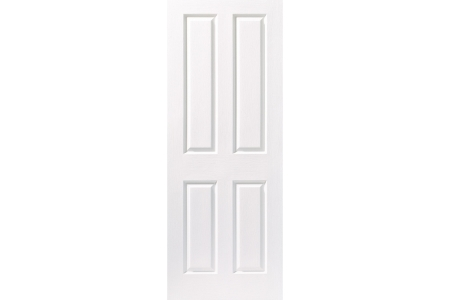 Internal Moulded 4 Panel Grained Door 1981 x 610 x 35mm