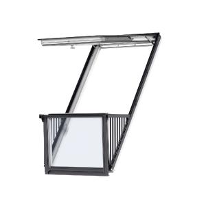 Velux CABRIO® Balcony Single Gdl PK19 SD0L001 for Slate 942W