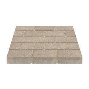 Marshalls Standard Concrete Natural Block Paving 200 x 100 x 50 - Pack of 488 (9.76m2)