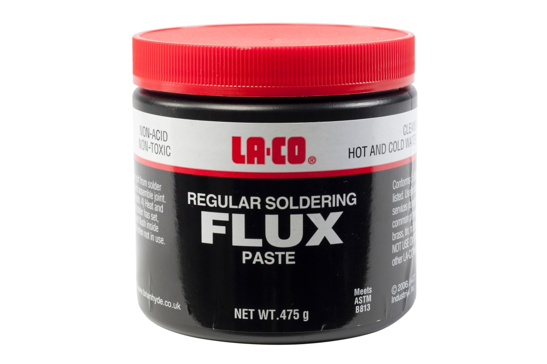 LA-CO LAC-22108 Flux Regular Can 475g