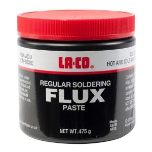 LA-CO LAC-22108 Flux Regular Can 475g