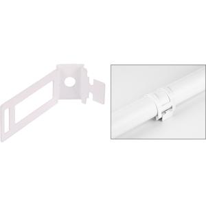 D Line SAFE-D Conduit Clip White 20mm 20 Pack