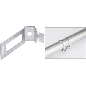 D Line SAFE-D Conduit Clip Silver 20mm 20 Pack