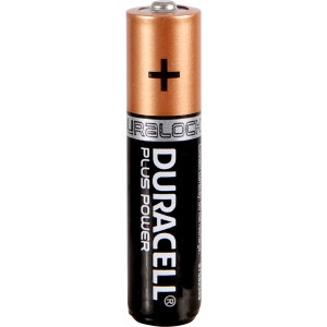 Duracell Plus Power Battery AAa 12 Pack