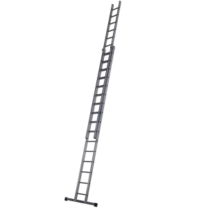 Youngman 2 Section Trade 200 Ladder 4.83m-8.60m