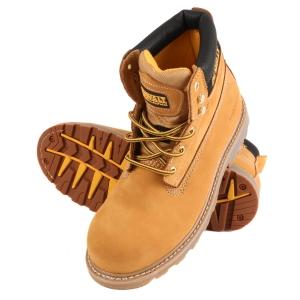 DeWalt Hancock Safety Boots Wheat