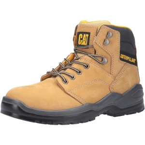 Caterpillar Striver Safety Boots Honey