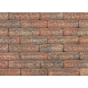 Tobermore Secura Lite Heather Retaining Wall - 80mm (3 sizes per pack)