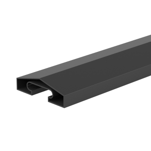 Durapost Fence Capping Rail Anthracite Grey 65mm x 1830mm Home Delivered