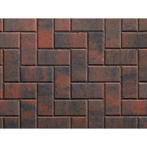 Plaspave 50 Concrete Block Paving Brindle 200x100x50mm - Pack of 488
