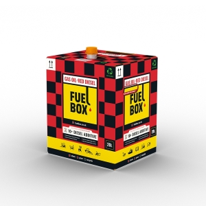 Fuel Box Red Diesel 20 Litres
