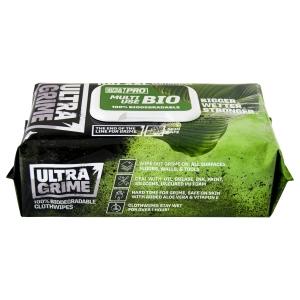 Ultragrime Pro XXL+ Biodegradable Clothwipes