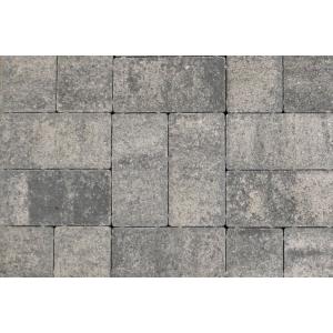 Tobermore Pedesta Decorative Block Paving in Slate - 200x100x50mm