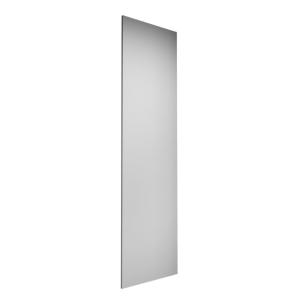 Gloss Light Grey 18mm Larder Decor End Panel MTRP-285300