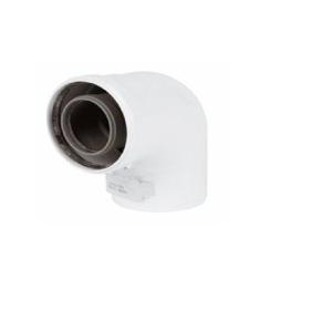 Multifit 135 Deg Bend 60/100 + Fixing Screws 720648501