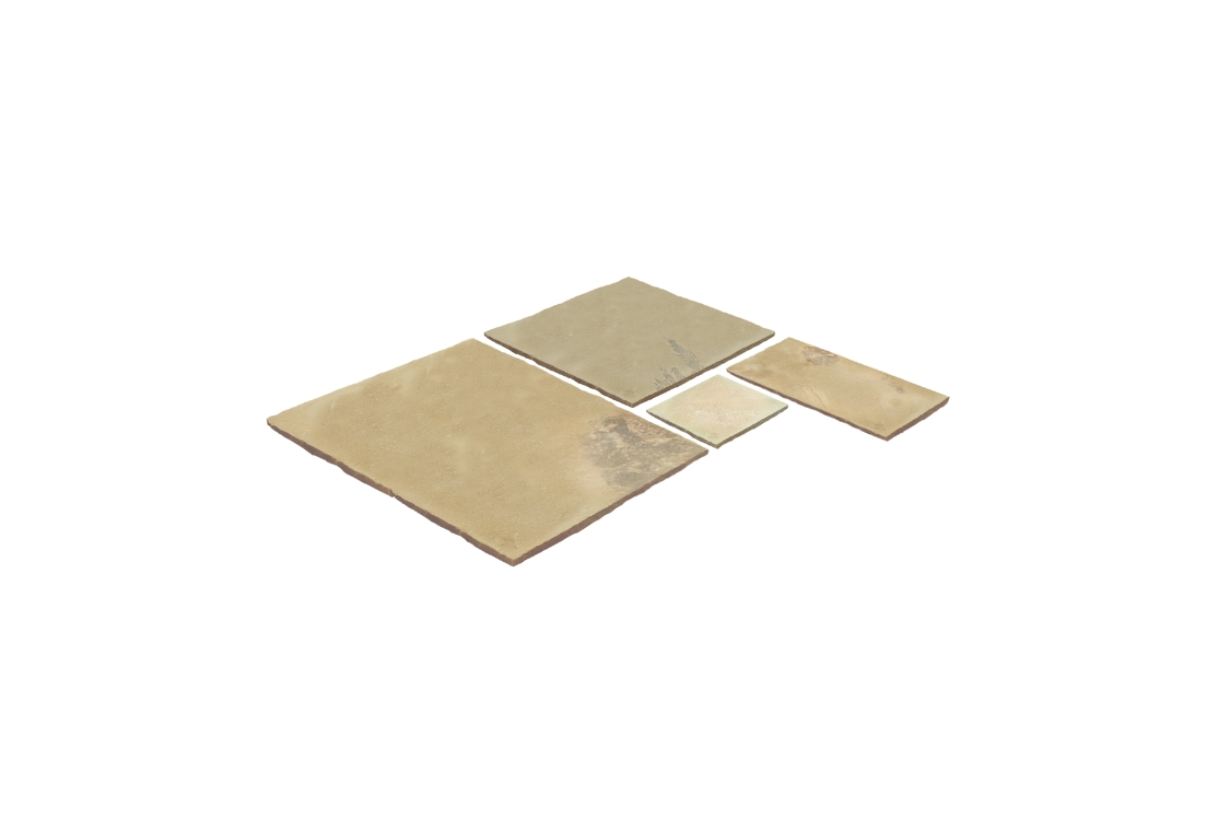 Natural Paving Classicstone Golden Fossil Paving Project Pack 18.9m2