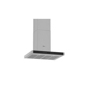 NEFF N70 90cm Box Chimney Hood With Efficientdrive Stainless Steel D95BMP5N0B