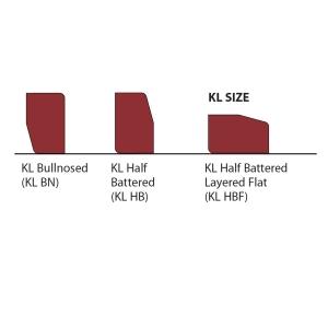 Marshalls Keykerb Kerb Line Large Grey 200mm x 100mm x 127mm - Pack of 252